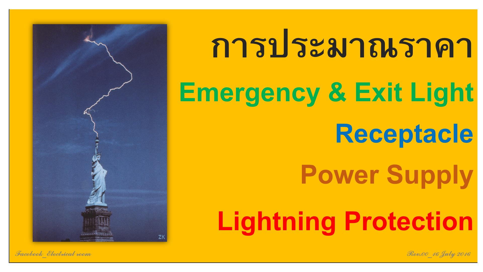 7. Emer,Exit,Rec,Power,Lightning